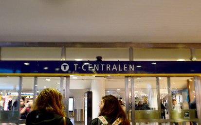 T-Centralen, Stockholm's Central Station