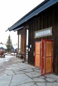 Warm accommodation reception