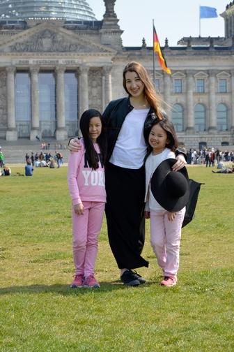 host sisters <3