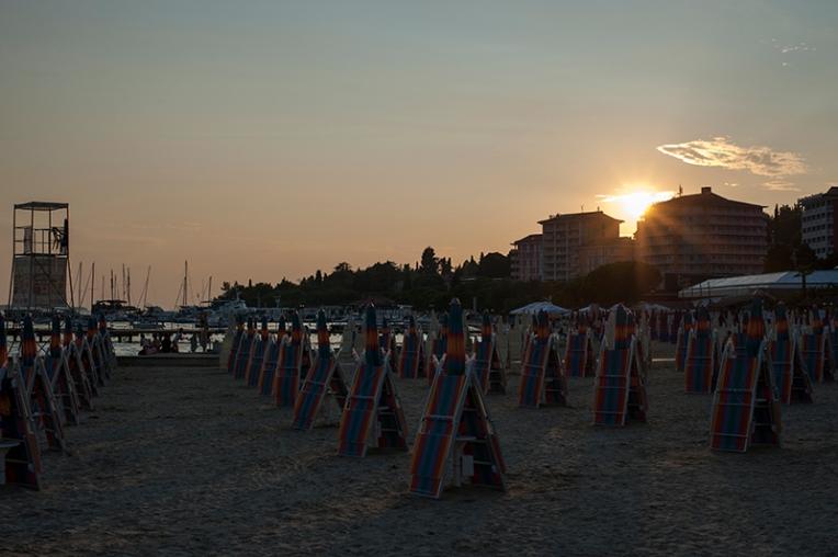 a beachS