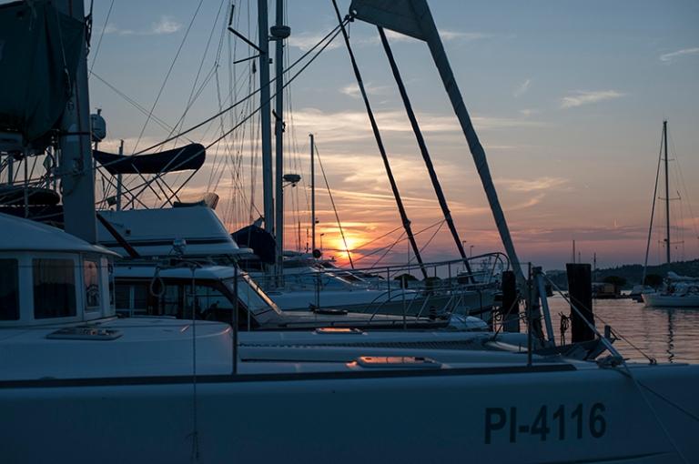 a boatS