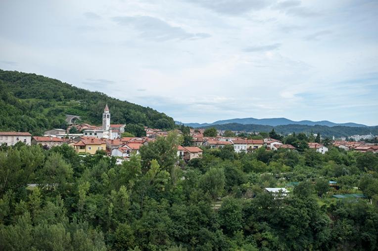 a villageS