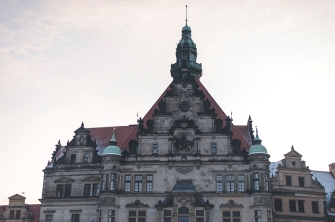 Residenzschloss/Royal Palace/castle