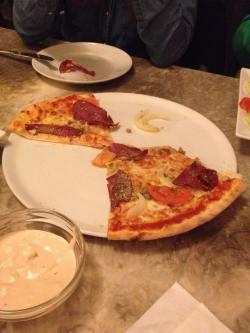 reindeer (suovas) pizza!