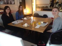 friends and fika!