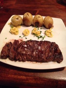 Tapas- steak